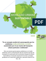 Movilidad Sustentable
