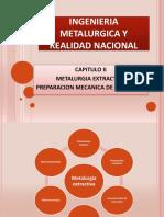 Metalurgia General - Reduccion Tamaño Clasificacion