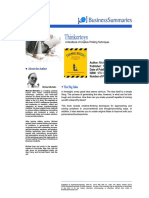 Thinkertoys Michael Michalko Business Summaries.pdf