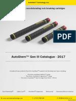 Autostem - Catalogue