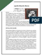 Biografia de Eduardo Avaroa