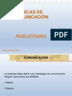 Clase Cuatro -Técnicas de Comunicación Publicitaria