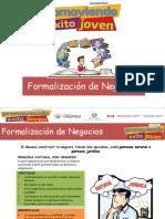 Formalizacion de Negocios1