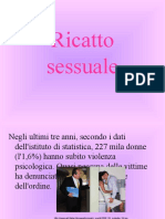 Ricatto sessuale