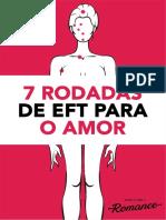 7 Rodadas de EFT Para o Amor