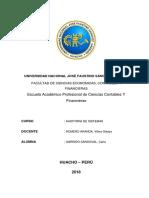 Auditoria de Sistemas Etapa de Desarrollo