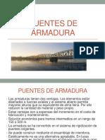 Puentes de Armadura