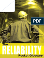 Allied Reliability Pocket Glossary