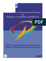Manual Fap Elaboracao Trabalhos Academicos