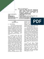 proposal DRPs antibiotik ulkus diabetik RSUP Dr Wahidin SUdirohusodo Makassar