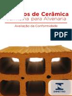 Cartilha ceramica norma 2014