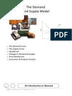 1.2 Demand and Supply Workbook