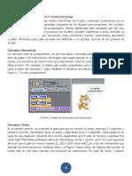 Conceptos Pensamiento Computacional y Scratch