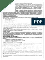NORMA Oficial Mexicana NOM-008 Sistema General de Unidades de Medida (Resumen)