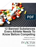 12 Banned Substances e Book