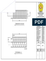 5.Plot Flokulasi Model