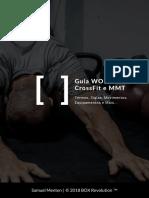 Guia Com Siglas, Termos, Equipamentos e Movimentos Do WOD, CrossFit e MMT