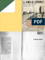 El Paisaje Urbano, tratado de estética Urbanística - Gordon Cullen.pdf