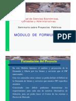 Seminario sobre Proyectos Públicos
