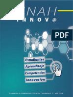 Revista UNAH INNOV 3er Numero 2014 Completa