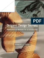 Origami.design.secrets.mathematical.models.for.an.ancient