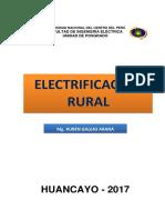 Electrificacion Rural - Primera Parte Datos Generales y LGER 2017-II