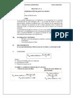 Practica n4. Ph Del Mosto