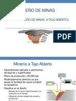 Diseño de Minería a Tajo Abierto