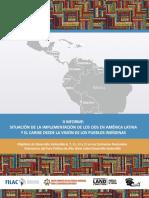 2018 Filac Informe ODS