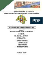 Resumen Norma Nema Pag. 244 - 310