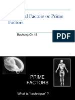 Prime Factors Image Quality