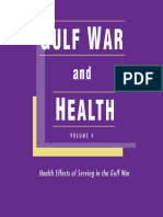 Committee on Gulf War and Health Review