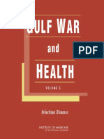 Committee on Gulf War and Health Infectious Disease