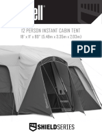 Bushnell 12-Person Tent