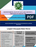 1 Monitoring Dan Evaluasi Program Sekolah