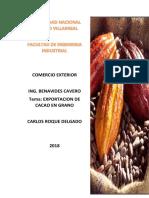 Introducción Cacao