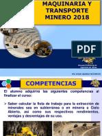 Maquinaria y Transp.minero 2018 i Ciclo