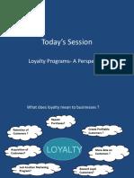 3. Loyalty Programme (1)