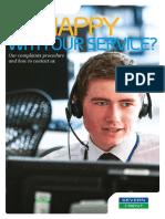 Severn Trent Complaints Procedure