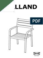Sjalland Chaise Avec Accoudoirs Exterieur AA 2045841 5 Pub
