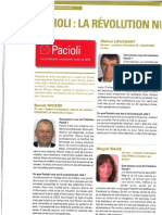 IFEC MAG 092010 - Pacioli, la révolution numérique
