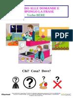 Italiano Imparo a Rispondere a Domande e Comporre Risposte BERE