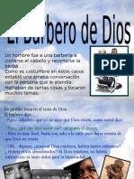 EL BARBERO DE DIOS
