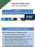 3. IE Sinyal Kondisi