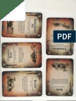 Triumph & Treachery Cards