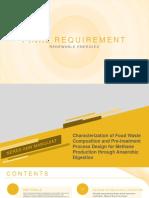 Food Waste Proposal