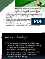 1 Pemikiran Kalam (Teologi)