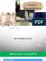 Art Appreciation PDF