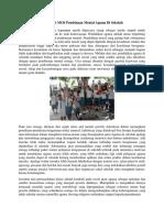8. Materi MOS Pembinaan Mental Agama Di Sekolah
