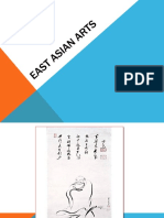 East Asian Arts